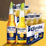 限时加送6瓶,共330ml*30瓶!世界第五大啤酒品牌:墨西哥进口 Corona 科罗娜 精酿啤酒 券后158元包邮