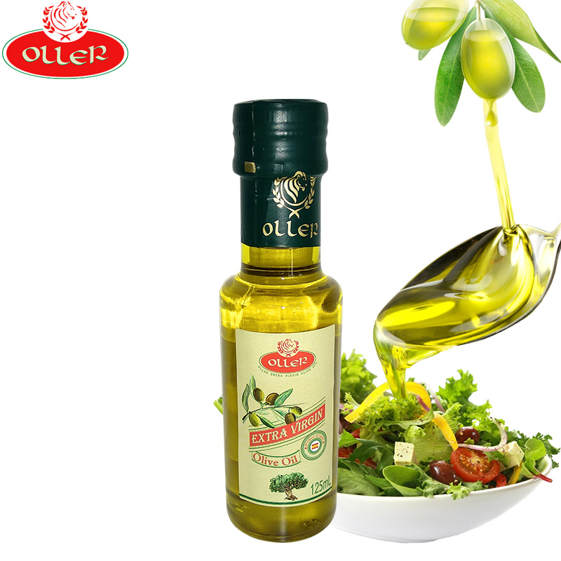 橄榄油小瓶西班牙原装进口特级初榨奥列尔橄榄油125ML食用级油_天猫超市优惠券