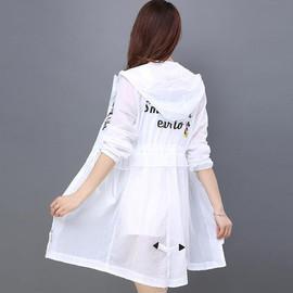路之翼防晒衣女2021新款夏装防晒服长袖