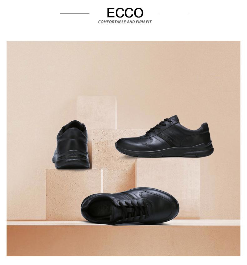 ECCO 爱步 IRVING 欧文系列 男式休闲鞋 ¥459