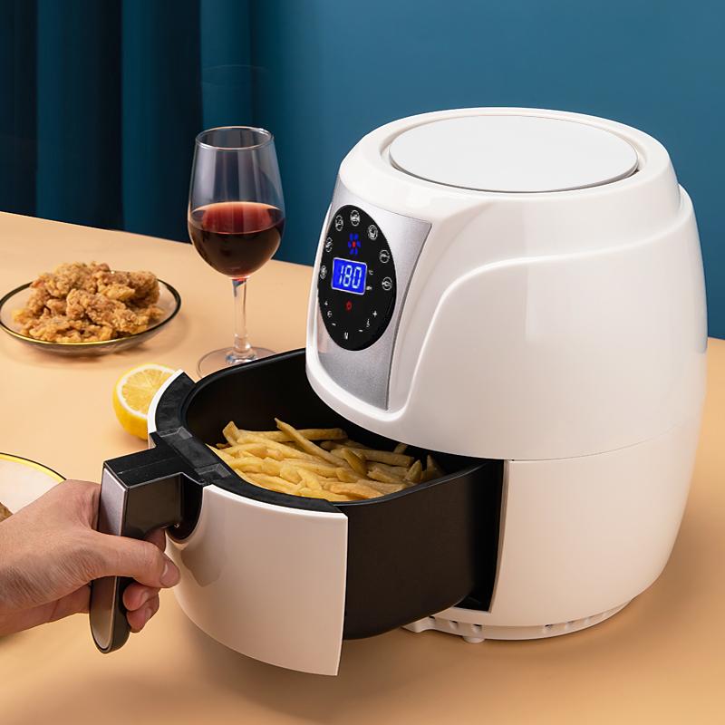 巧康空气炸锅升无油电炸锅家用炸锅大容量全自动新款特价薯条机