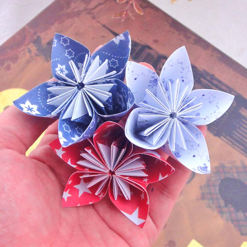 Usd 908 24 Figure Small Broken Flowers Love A Pattern 7cm Thousand