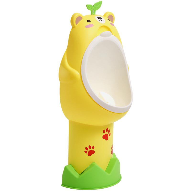 宝宝坐便器男孩站立挂墙式便斗小便尿盆儿童马桶尿壶男童尿尿神器