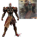 NECA2 Kratos Kratos Medusa Armor Open Mouth Edition Hands-On