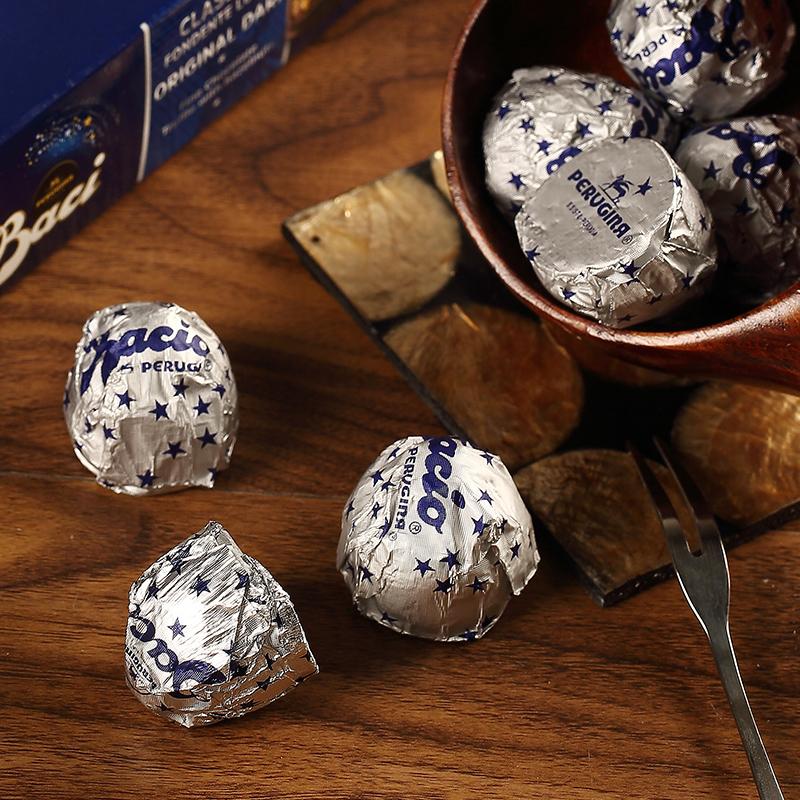 baci芭绮意大利进口巧克力礼盒装28粒送女友礼物休闲零食表白生日