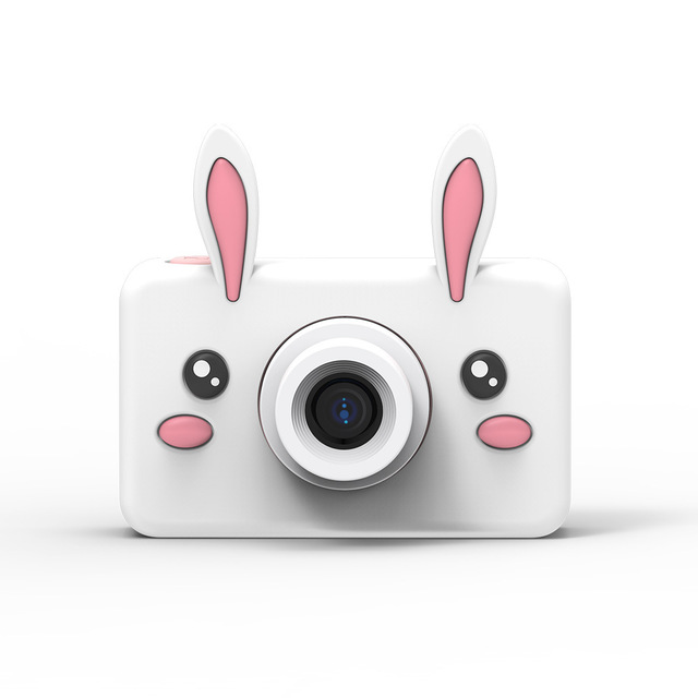 White Bunny Comes Standard With +16g Memory Card