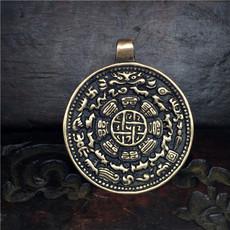 Тибетский сувенир из бронзы Тибетские орнаменты
