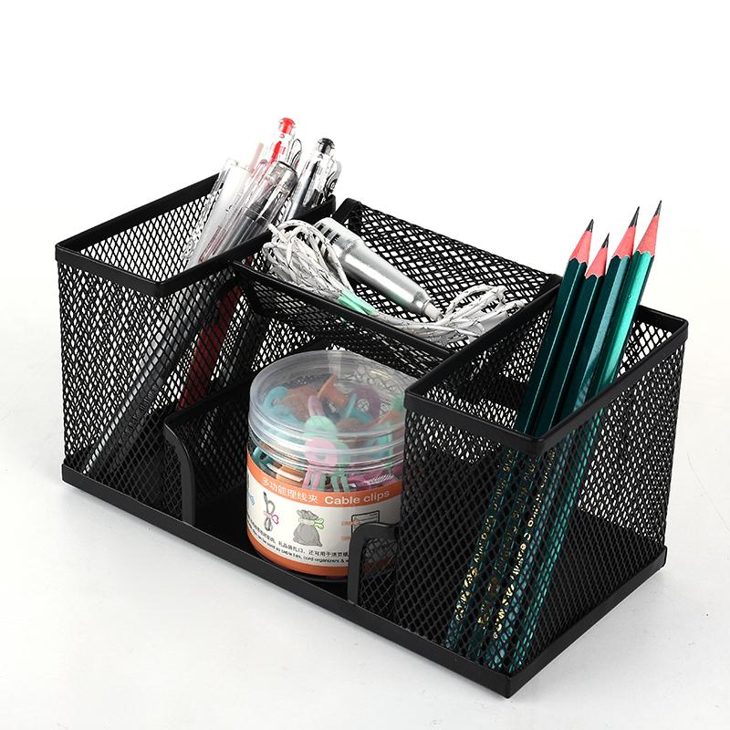 兒童辦公室用品文具桌面收納整理盒