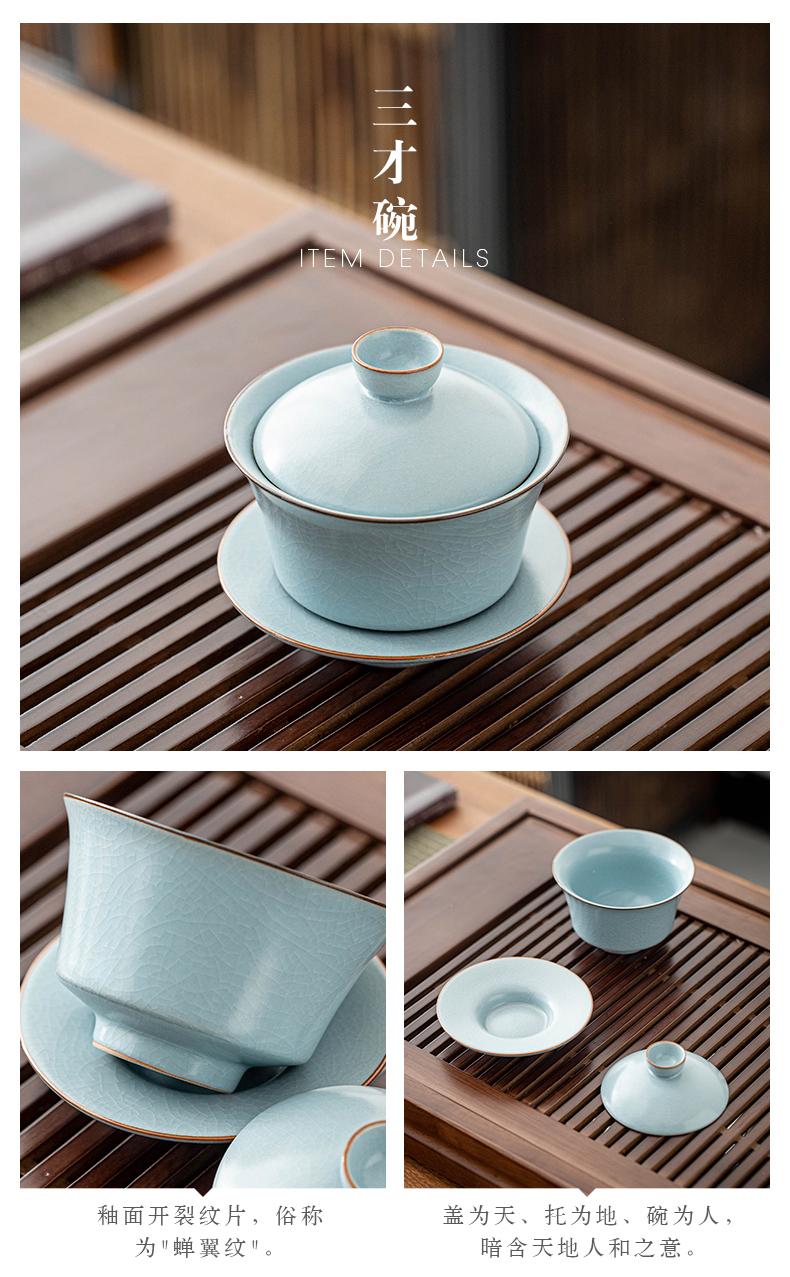Stick your up authentic tea set kung fu tea set household fair tea pot cup your porcelain of a complete set of tea cups