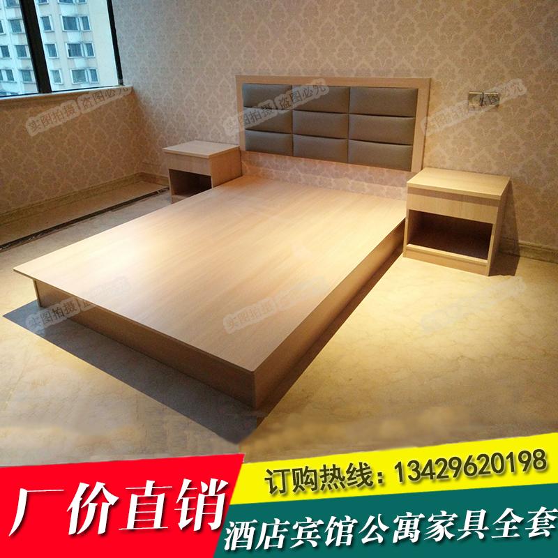 Hàng Châu Custom Express Khách sạn Nội thất khách sạn Giường đầy đủ Gói mềm Đầu giường Phòng đơn Phòng cho thuê Phòng căn hộ Ký túc xá