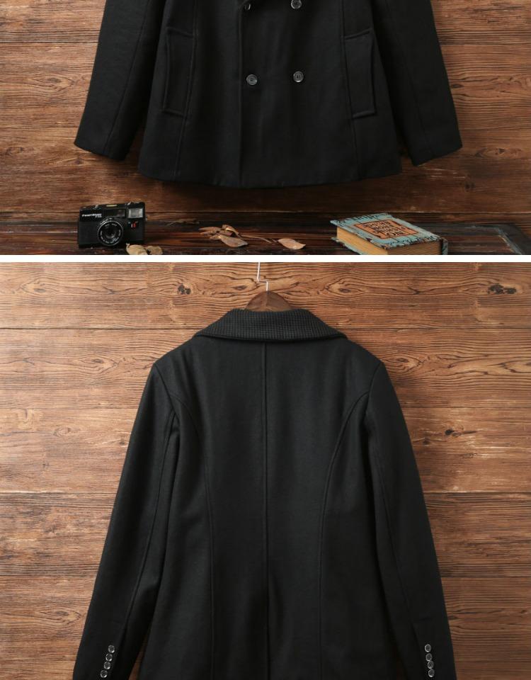 Mới vô hình flash trăng mùa đông thiết kế ban đầu thời trang đường phố người đàn ông cá tính retro đan ve áo mỏng áo len
