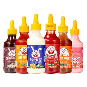 【椒达人】阳光番茄酱*1瓶