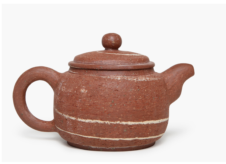 Chongqing RongChangTao high antique teapot pot of pure checking ceramic POTS thick mud thin mud not it make tea, tea sets