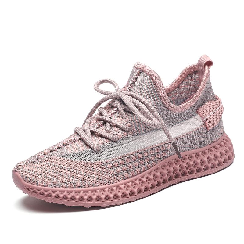 柳岩代言万沃椰鞋子夏季女鞋新款2020情侣运动鞋