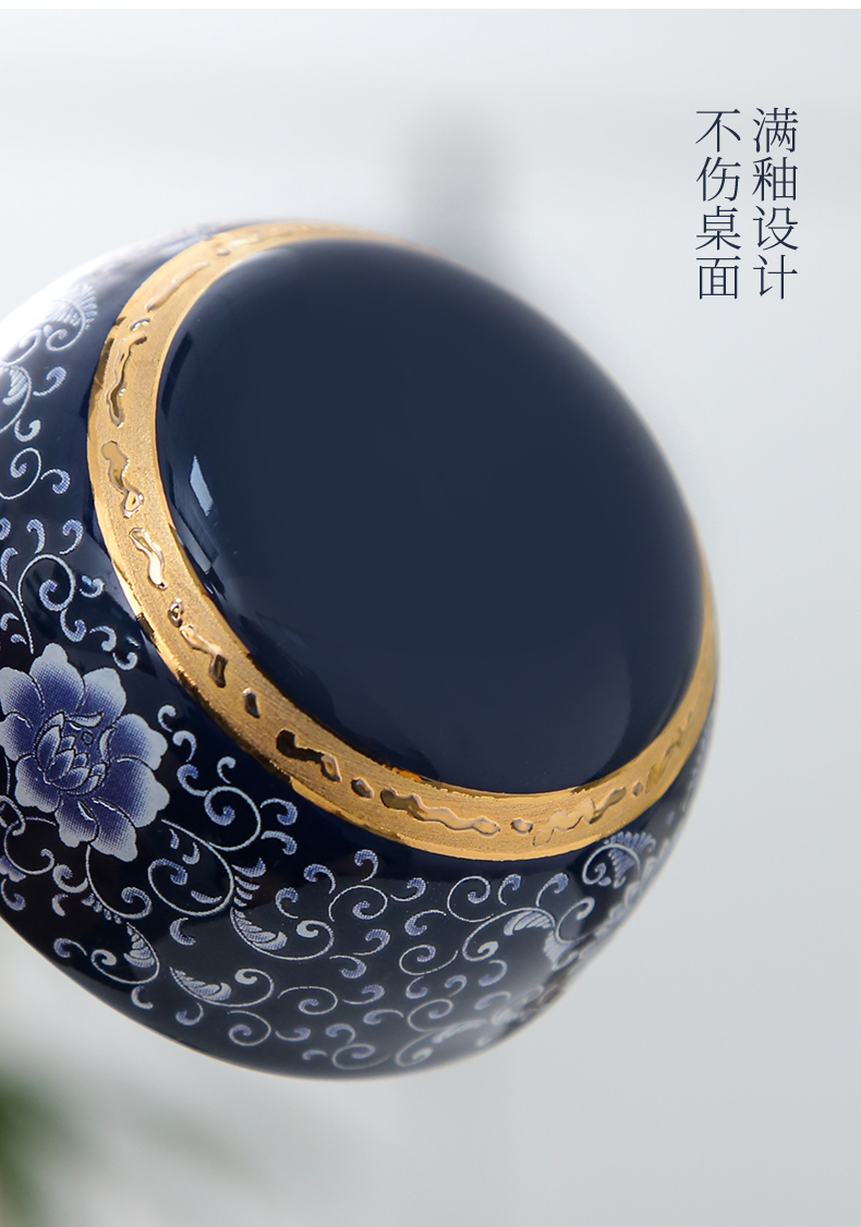 Tasted silver gilding crack a ceramic teapot three portable is suing travel kung fu tea set tea cup