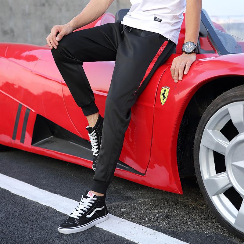 【初策】明星同款男士长裤休闲裤小脚裤