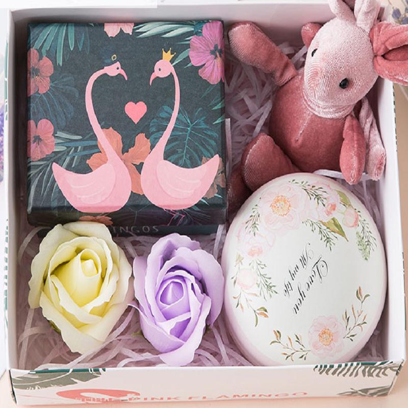 三八妇女节礼物送员工福利开业福利礼盒礼品生日礼物礼品创意实用