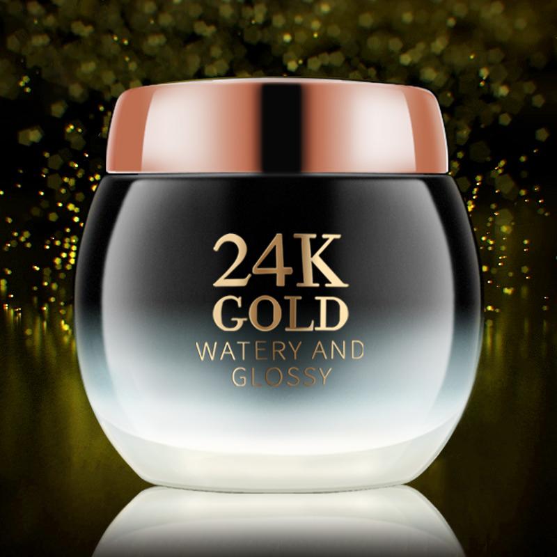 肤姿美24K金箔原液睡眠面膜涂抹型可免洗夜间用补水面部女