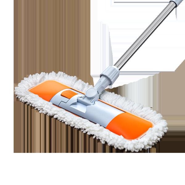 懒人平板拖把家用免手洗干湿两用拖把