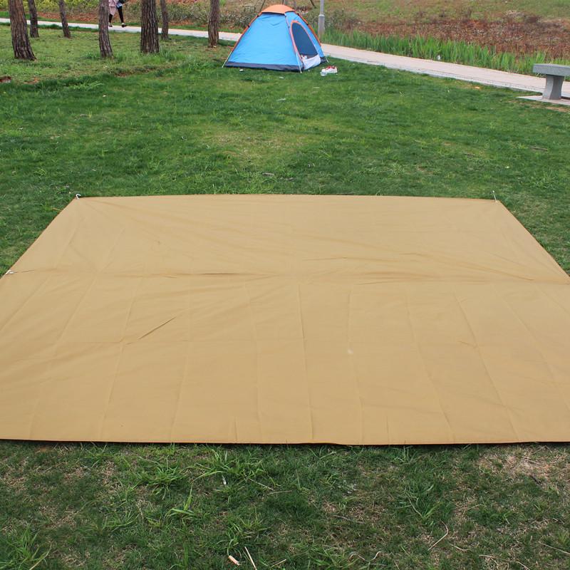 Держать источник на открытом воздухе 3*3m oxford коврики анти - вода палатка влага пикник барбекю коврики атриум