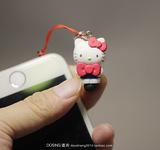 Положительный версия Навалочные грузы оригинал Заглушка для мобильного телефона Minnie Big laugh orange KT cat Модель Doraemon Doll