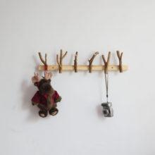 Декоративные крючки, вешалки фото