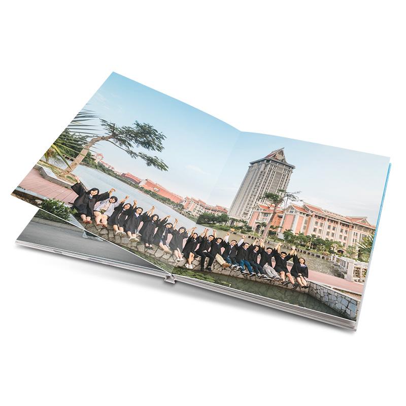 照片书定制相册本制作毕业聚会纪念册diy手工情侣写真照片做成书