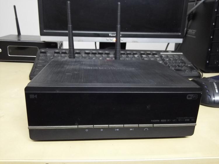 开博尔_K360I_二手,1186芯片,蓝光原盘ISO硬盘高清播放机