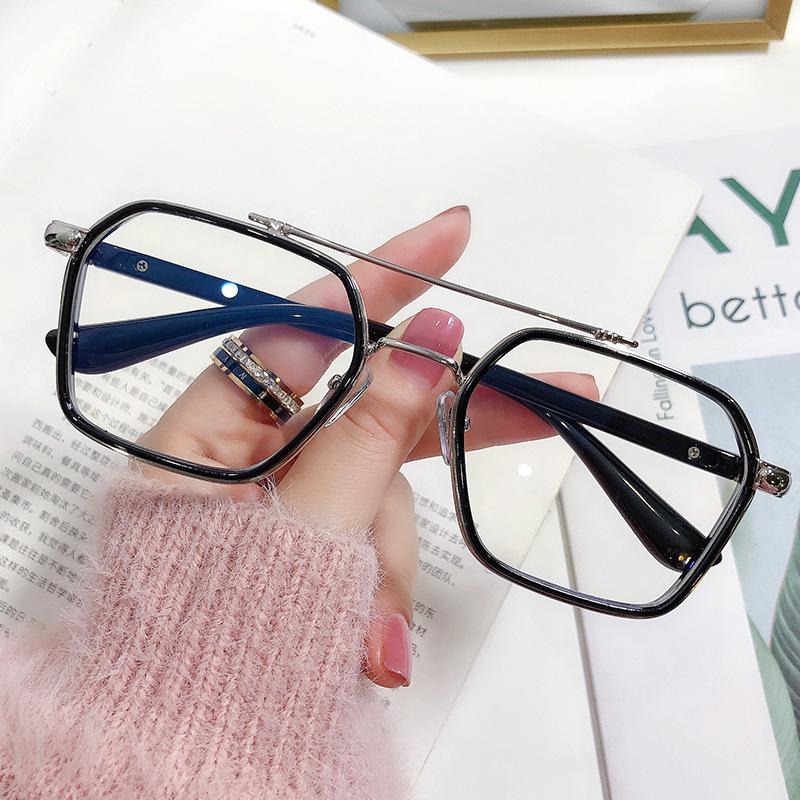 陈伟霆同款眼镜近视男潮可配有度数网红眼镜