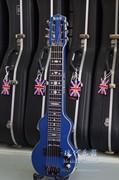 Xuất khẩu nhạc cụ phương Tây mới Đàn guitar điện trượt Hawaii 6 dây Gửi bộ 4 khúc