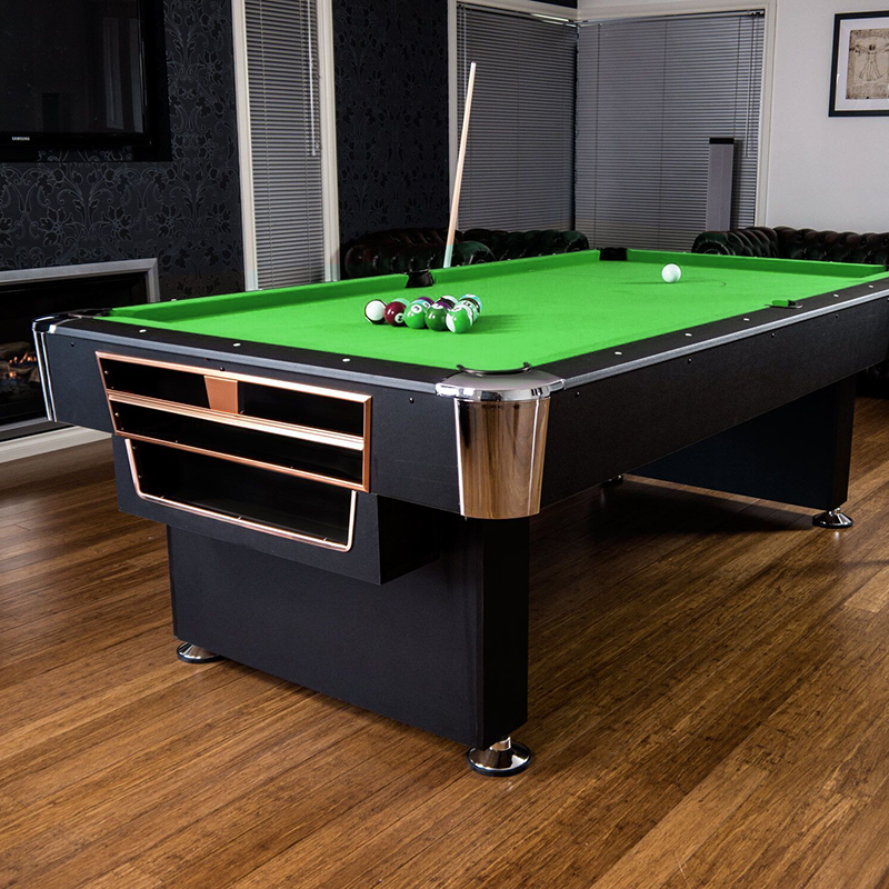 Superieur ... Billiard Hockey Ping Pong Three In One A Paragraph 2 44 Meters Billiard  Table Tennis Two In One C Paragraph 1 8 Meters Black Green Cloth Wooden  Floor