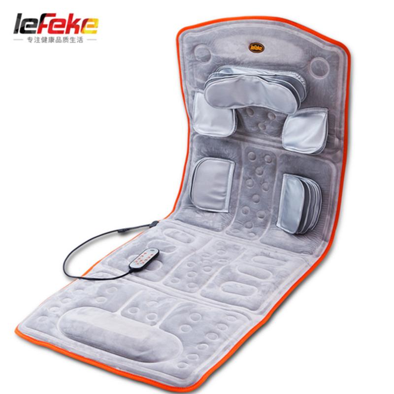 【lefeke】全身多功能按摩床垫满389元可用100元优惠券