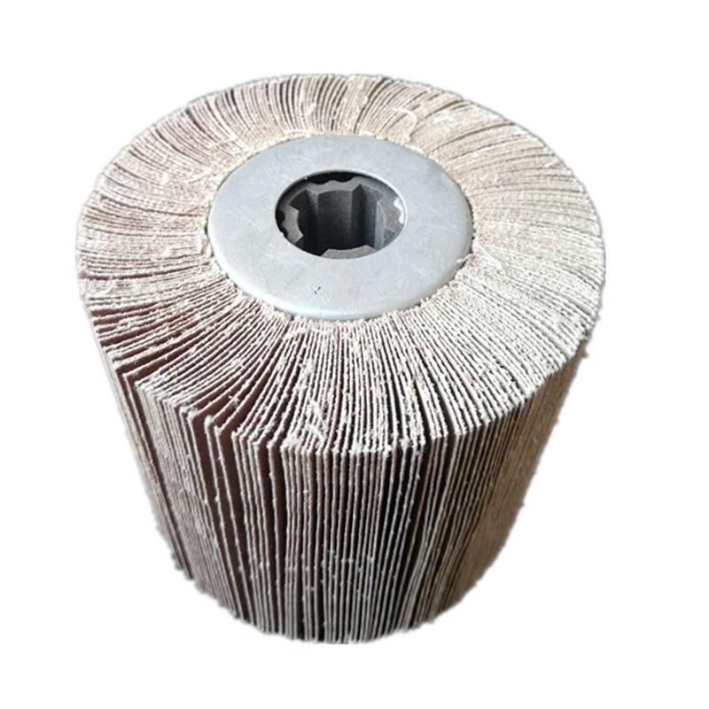 拉丝全砂布除锈抛光轮金属打磨轮拉丝机v砂布
