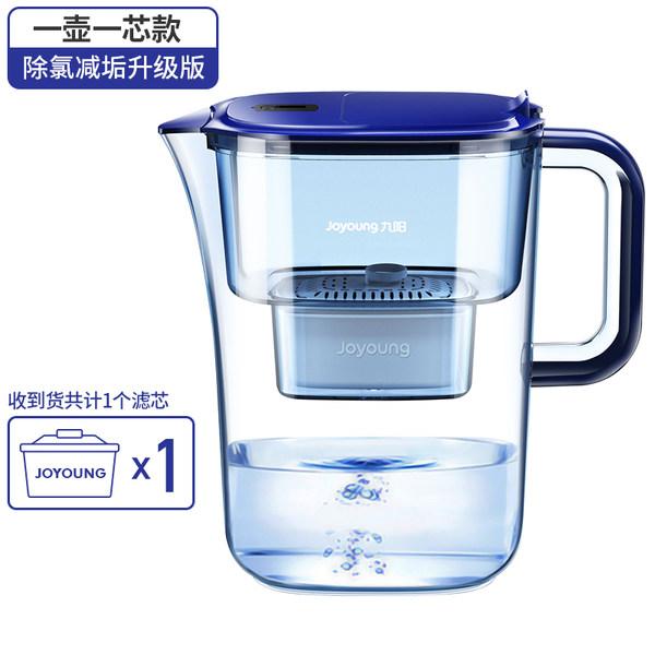 九阳 JYW-B05 净水壶 3.5L 一壶一芯 天猫优惠券折后¥39包邮(¥99-60)
