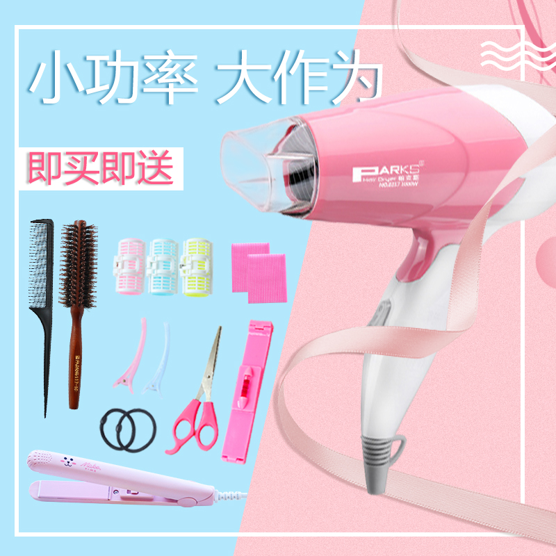 Hair dryer household small power hair dryer dormitory hot and cold small portable large power hair dryer