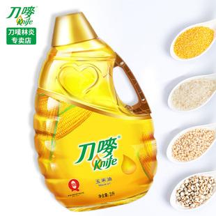 香港【刀唛】玉米油3L+200ml