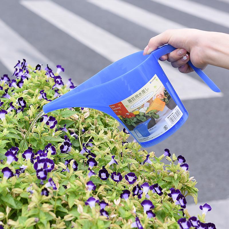 Иморт из японии лить цветочный горшок сад лить чайник морская игла спрей сад искусство посыпать чайник выпускник с весы вода горшок