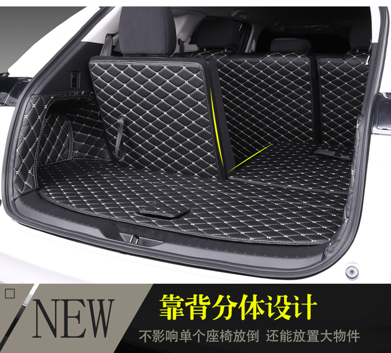Thảm da cốp sau Mazda CX-8 2019 - ảnh 7