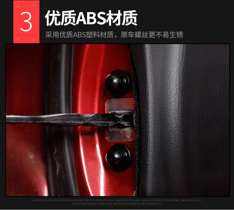 Nắp bảo vệ ốc cửa xe Mazda CX-8 2019 - ảnh 13