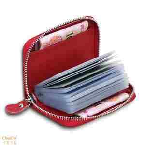 多功能卡包零<span class=H>钱包</span>一体包男女韩国可爱20多<span class=H>卡位</span>卡片包小巧证件包