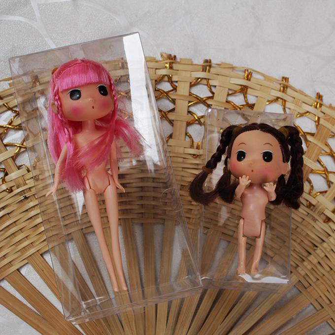 丝网花丝袜花制作材料批发手工制作娃娃公仔配件配饰透明包装盒子