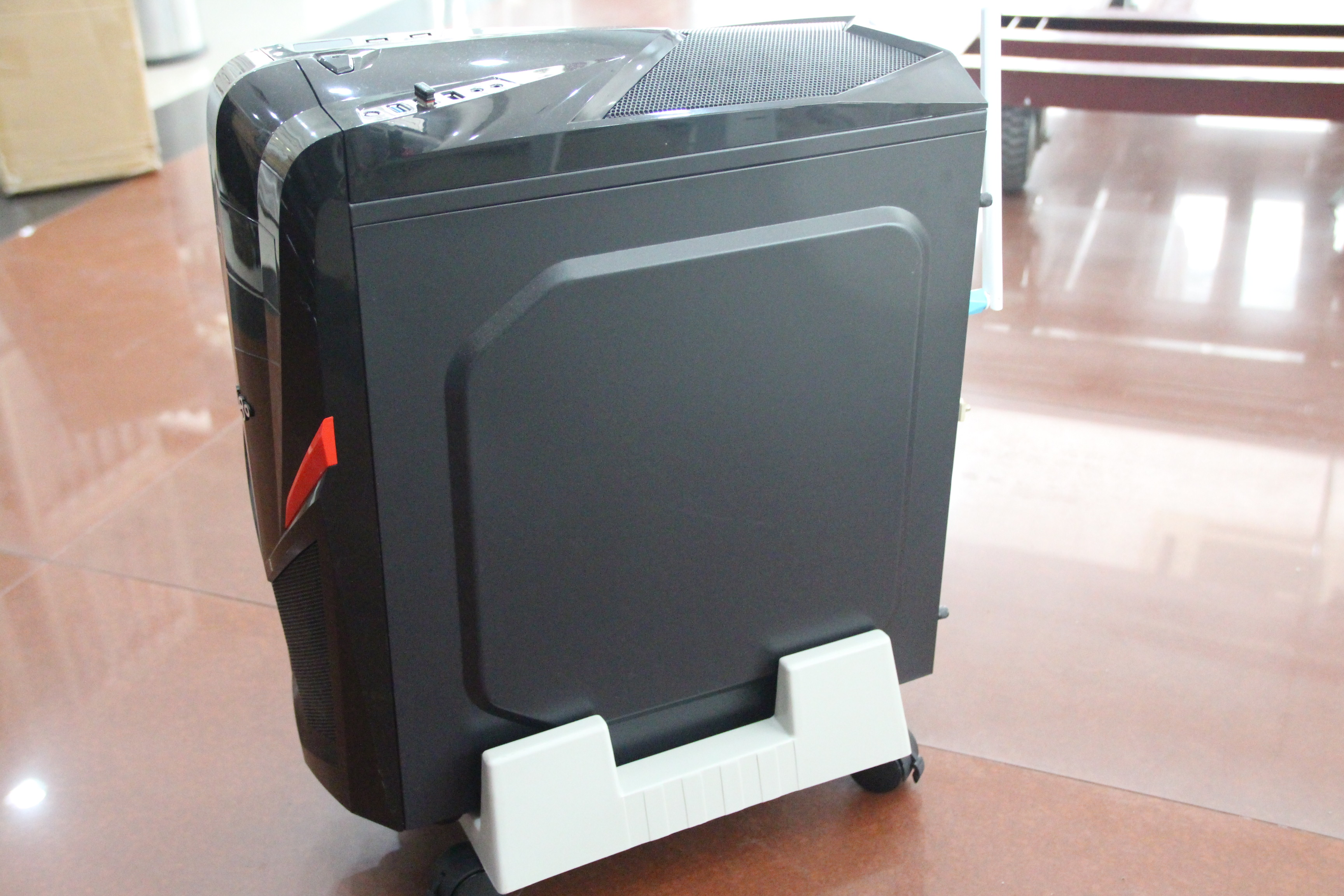 BFcolor приветствует 12 номеров бесплатная доставка по китаю настоящее время поколение Простые аксессуары для офисной мебели компьютерный мейнфрейм