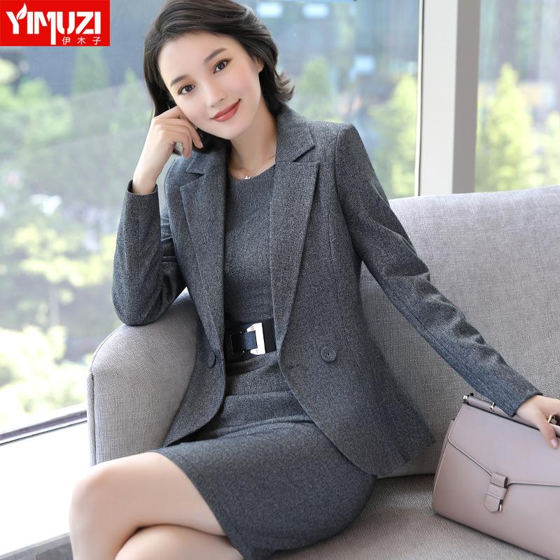 Usd 158 25 Professional Dress Women S Suit 2018 New Fashion Dress