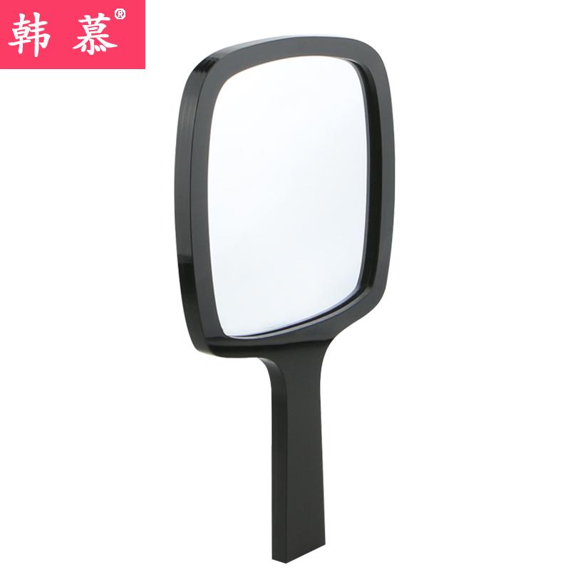 韩慕手持化妆镜美容院DIY定制镜