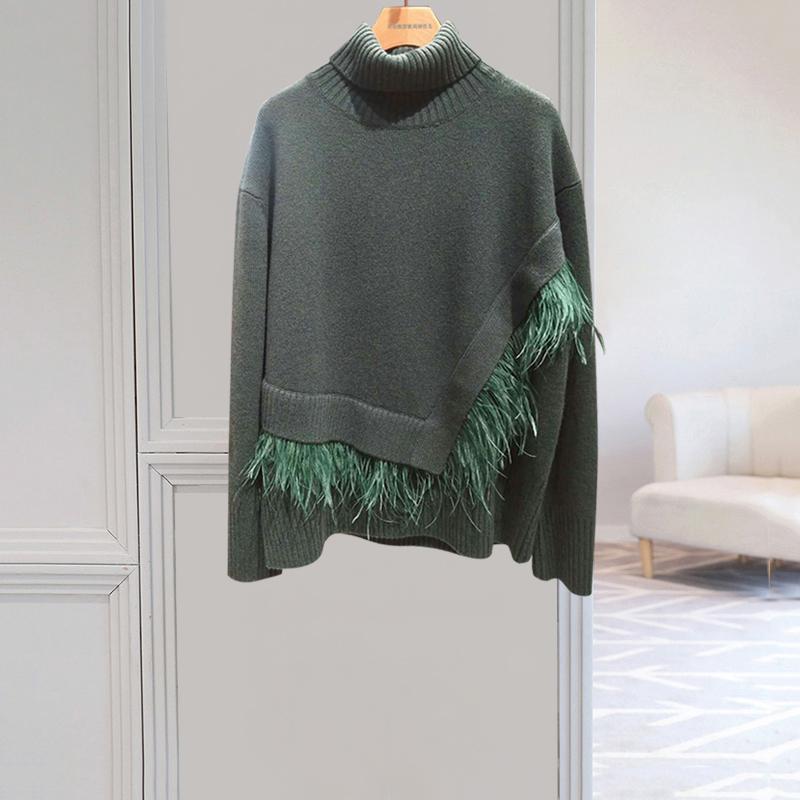 国内正品代购 现货 流苏针织衫 贝羽飘蕾歌莉娅佳儿 18SR5J420