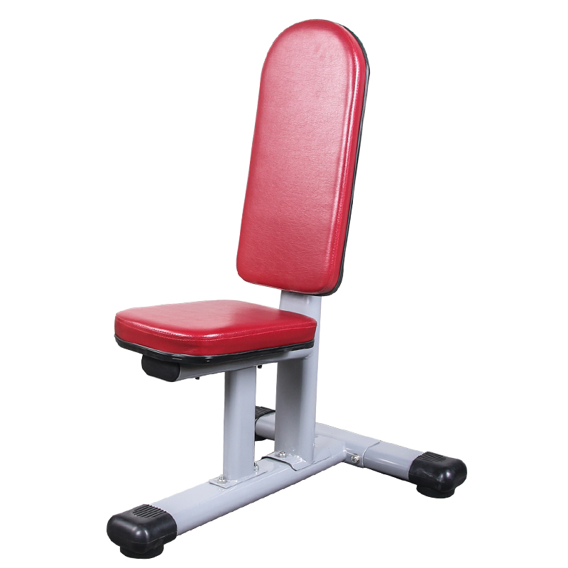 commercial fitness equipment dumbbell push shoulder bench shoulder right angle exercise chair gym dumbbell triceps training bench