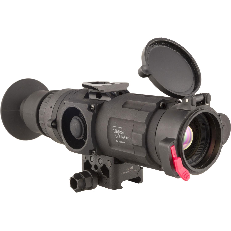 美国TRIJICON REAP-IR IRMS 35mm军用级高清热成像瞄准镜