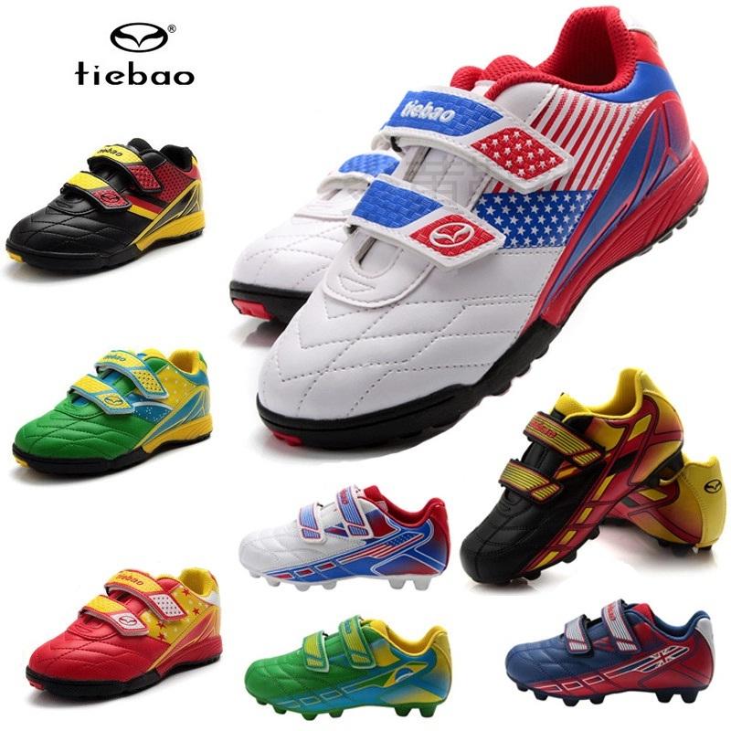 Железо леопард ребенок футбол обувь товары мужские девственницы ребенок обучение обувной студент на липучках ребенок искусственный газон кроссовки