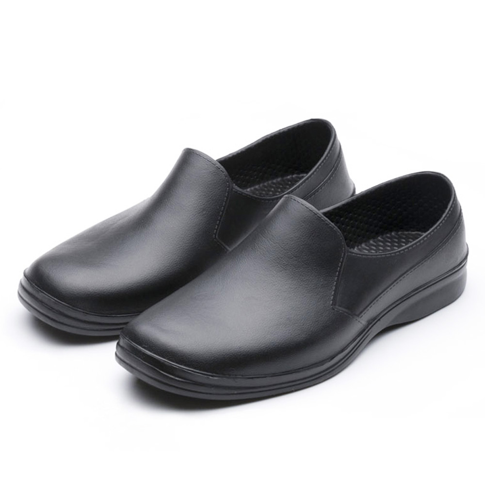 WAKO Mens Chef Shoes Cook Kitchen Nonslip Safety Shoes Oil