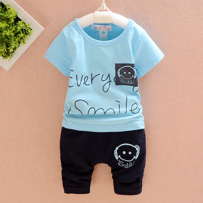 Blue 7631 Smiley Set